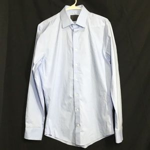 Nordstrom Tech-Smart Trim Fit Stretch Dress Shirt